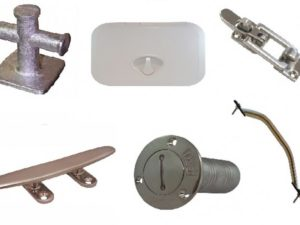 Cabin & Deck Hardware